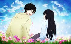 Kimi ni Todoke - Kazehaya x Sawako | anime