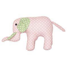 GreenGate Lily, Meryl & Spot - Sfeer & Scent Dinosaur Stuffed Animal, Elephant, Lily, Toys, Animals, Plush, Green Cotton, Kid, Activity Toys