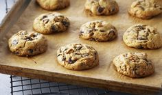Classic Chocolate Chip Cookies : Bake with Anna Olson : The Home Channel