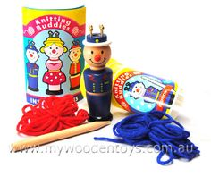 french knitting doll for boys