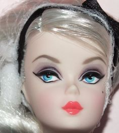 NRFB Barbie Boucle Beauty~Good Face Paint~ Silkstone Fashion Model R. Best #DollswithClothingAccessories