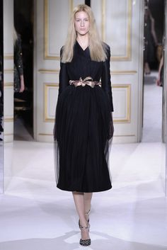 Giambattista Valli Spring Couture 2013 - Slideshow - Runway, Fashion Week, Reviews and Slideshows - WWD.com
