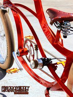 Kustomized Bicycle Magazine Featured Custom Bikes
