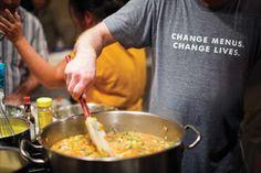 14 All-Star Chefs Revolutionizing the Way We Farm and Eat - http://modernfarmer.com/2015/07/james-beard-foundation-chefs-boot-camp/?utm_source=PN&utm_medium=Pinterest&utm_campaign=SNAP%2Bfrom%2BModern+Farmer