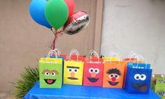 Sesame Street Birthday Party Ideas | Photo 1 of 10