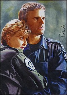 Sam and Jack belong together in every universe. Always :) Love and miss them on stargate so much
