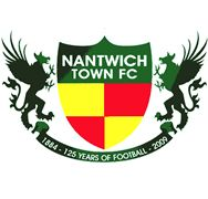 Nantwich Town Football Club is a semi-professional football club based in Nantwich, Cheshire, England. The club was founded in 1884 and is nicknamed The Dabbers. The club is currently a member of the Northern Premier League Premier Division, with home matches played at the Weaver Stadium. Nantwich Town won the FA Vase Final on 6 May 2006.