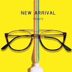 95fe55c7e83 Estelle Aviator Glasses FX0273-01 Aviator Glasses