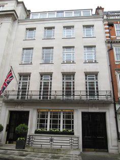 The home of artist J.M.W. Turner