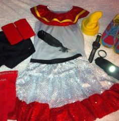 Dumbo  -  my goal to get to run at Disney world, I will be wearing this