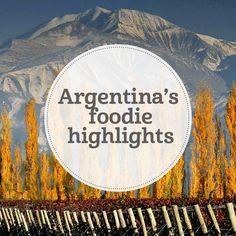i-escape blog / Argentina foodie highlights