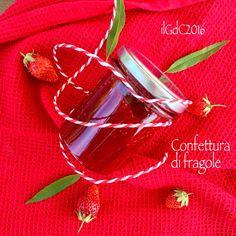 il giardino dei ciliegi: Confettura di fragole e fragoline di bosco a modo ...