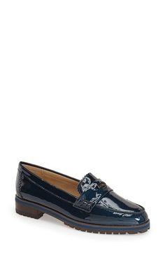 COACH 'Peyton' Loafer (Women) available at #Nordstrom