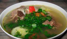 Хаш из говядины — национальное армянское блюдо. Он считается чудодейственным,…