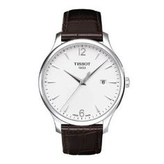 Tissot Tradition - Mouvement Quartz - Ø 42 mm - Acier - Verre Saphir - Epaisseur 7,5 mm - (230 €)