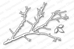 Bare Branch Die Set - DIE022-U