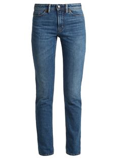 Click here to buy Acne Studios Blå Konst South mid-rise straight-leg jeans at MATCHESFASHION.COM