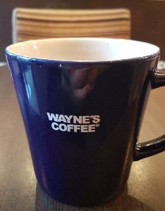 is good to have and good to drink. Morning Coffee, Good Things, Mugs, Drinks, Tableware, Breakfast, Dinnerware, Cups, Tumbler
