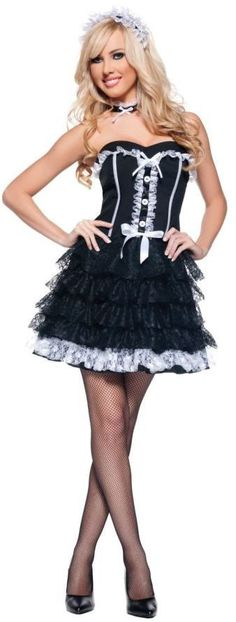 women's costume: fifi | xl
