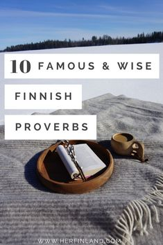 Learn 10 famous and wise Finnish proverbs about life! Helsinki, Finland Destinations, Holiday Destinations, Finland Travel, Finland Trip, Lapland Finland, Finnish Words, Finnish Language, Life Proverbs