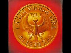 "Earth, Wind & Fire  -  September. 1978 album  "" The Best of Earth, Wind & Fire, Vol. 1 ""."