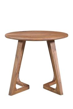 Metropolitan Collection Side Table by Modern Vintage Style Furniture on @HauteLook