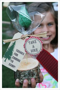 What a great party favor!
