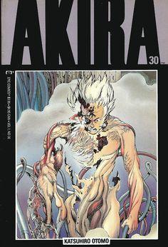 br8k: Akira vol 30 cover by Katsuhiro Otomo