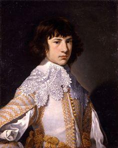 1632 Jacob van Oost the Elder - Portrait of a young man