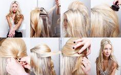 peinados batido