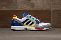 "adidas Originals ZX ""Memphis"" Pack"