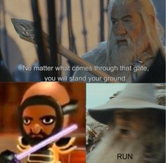 Run for your lives