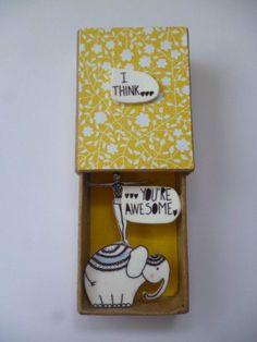 Best handmade gift cards EVER?     http://www.rarasuperstar.com/archives/1635