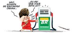 Dilma pede para Obama parar de espionar a Petrobras