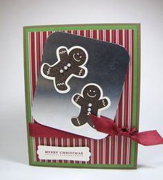 Maddiebug Designs: Gingerbread Baking