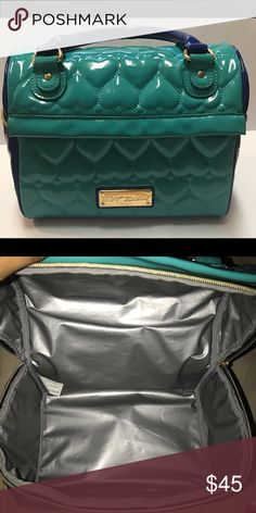 Betsey Johnson Lunch Box Betsey Johnson lunch box in good condition Betsey Johnson Bags