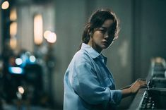 "[Photos] New Kim Sejeong Stills Added for the Upcoming Korean Drama ""I Wanna Hear Your Song"" @ HanCinema :: The Korean Movie and Drama Database Kim Sejeong, Kim Min, Yeon Woo Jin, Song Jae Rim, Hidden Movie, Movie Of The Week, Jellyfish Entertainment, Korean Name, Man Movies"