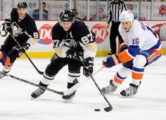 Sidney Crosby March 10 2013 Pittsburgh Penguins vs New York Islanders