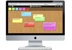 post it note on bulletin board online Notes Online, Sticky Notes, Tool Box, Bulletin Boards, How To Apply, Create, Simple, Quotes, Platform