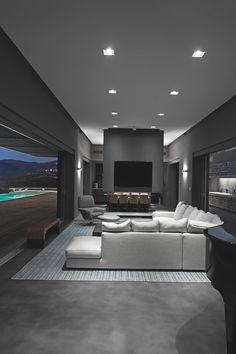 justphamous:  Greek Modern Luxury Home | JustPhamous