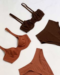 Bras that look and feel great in every size, from A to H. Bikinis, Swimsuits, Swimwear, Fashion Vector, Pretty Lingerie, Minimal Fashion, Fashion Outfits, Womens Fashion, Dress To Impress