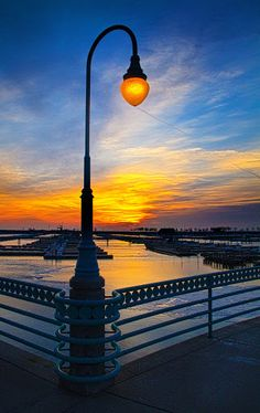 Harbor Light by Phil Koch - Horizons by Phil Koch Click on the image to enlarge.