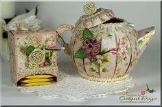 The Shabby Tea Room Week #149 – 'Antique Roses'   Castlepark Designs