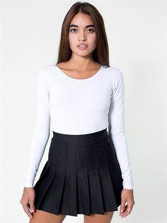 PS Womens Stylish Slim High Waist Pleated Tennis Skirts Black Asia M at  Amazon Women s Clothing acb0d4f212d1