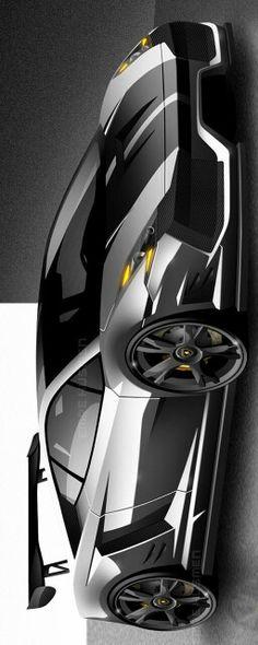 Lamborghini Concept by Levon