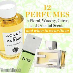 Fragrances to keep an eye out for: Chanel No. 19 Eau de Toilette; Salvatore Ferragamo Signorina Eleganza