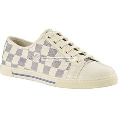 Louis Vuitton Punchy Sneaker In Damier Azur XP3U4PDA BTJ