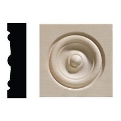 Beautify your doors and windows by using this White Hardwood Corner Block Moulding from Ornamental Mouldings. Corner Moulding, Panel Moulding, Wood Molding, White Pantry, Plinth Blocks, Ceiling Materials, Chair Rail Molding, Ornamental Mouldings, Window Casing