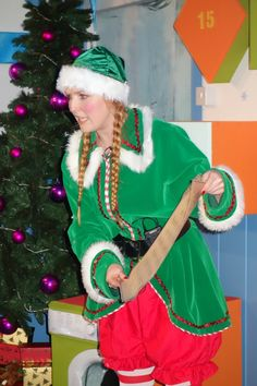 A review of Squires Badshot Lea Ice Grotto ADVENT-ture - And then the fun began...