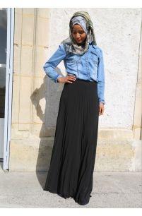 17 meilleures images du tableau muslim style woman   Mode hijab ... dd812e9159c8